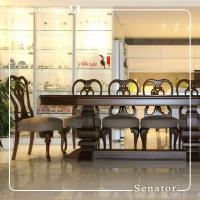 سرویس غذاخوری مدرن سناتور